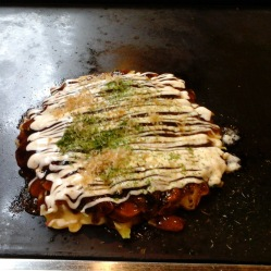 Okonomiyaki a Osaka