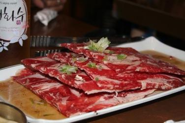 Bulgogi la carne dolce coreana