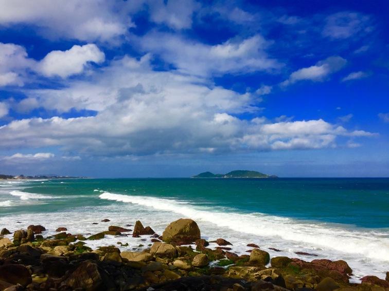 Blu tra cielo e mare - Brasile