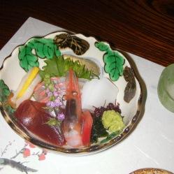 Sashimi alternativo