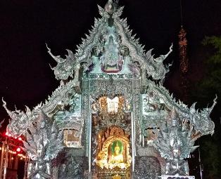 Wat Sri Suphan - Chiang Mai