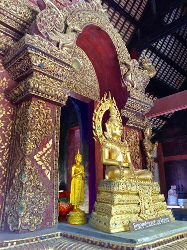 Wat Phra Singh - Chiang Mai