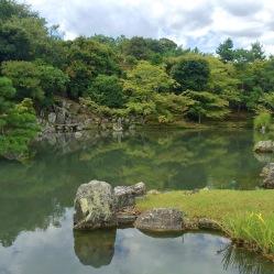 Tenryu-ji Temple - Sogen Garden